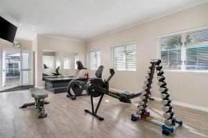 Onrus Manor; Exercise Room