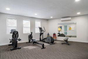 Bridgewater Manor; Exercise Room
