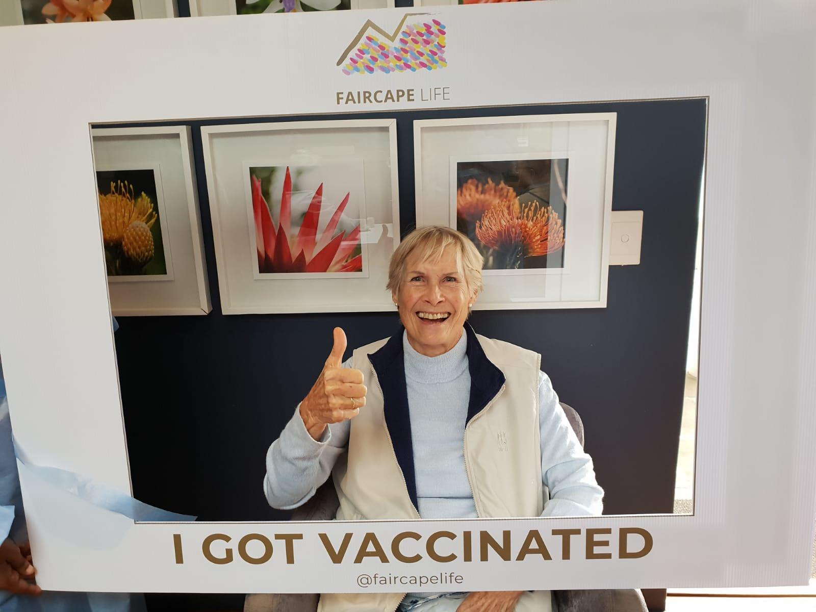 Faircape Life: All 6 Estates are Vaccinated Retirement Villages