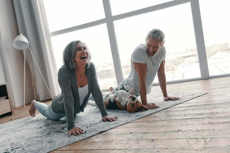 Security estate retirement lifestyle improves life expectancy because it promotes activity, fitness, and reduces stress