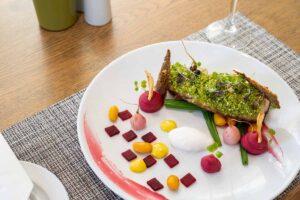 Bridgewater Manor Fine Dining Cuisine