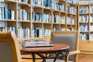 Cle Du Cap Library 1