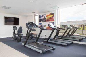 Tokai Estate Exercise Room
