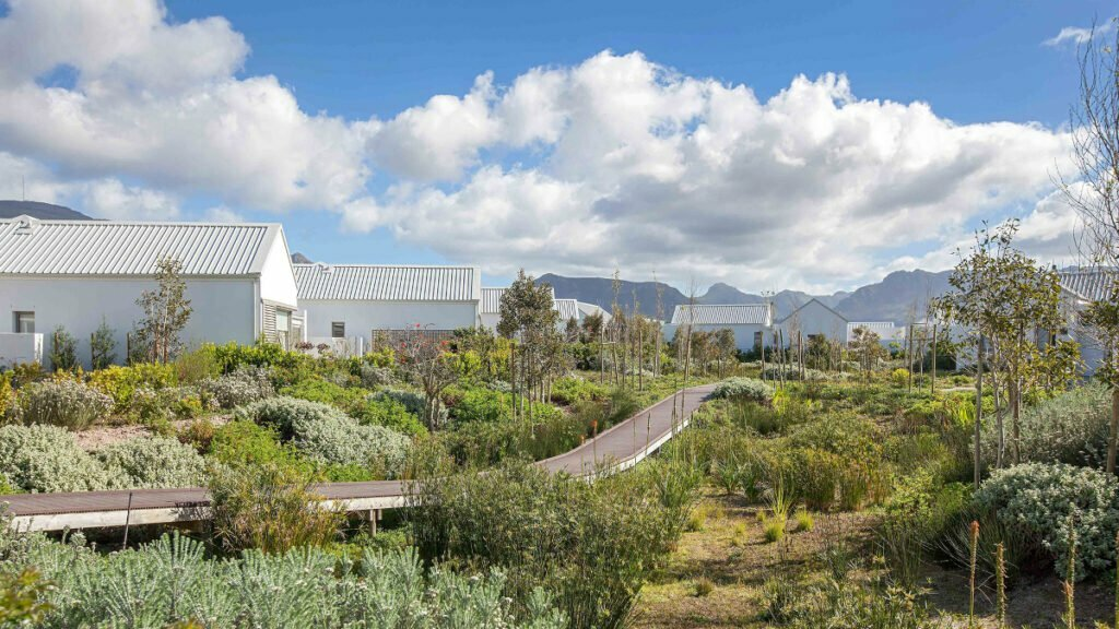 Gripping views of nature helped secure Tokai Estate's position as best luxury retirement in South Africa