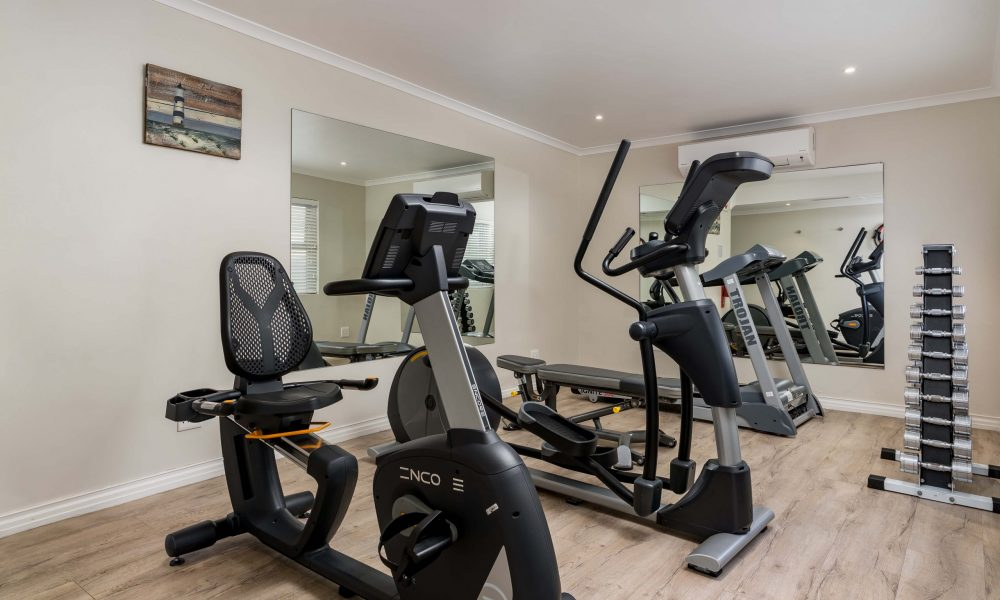 Heritage Manor; Exercise Room