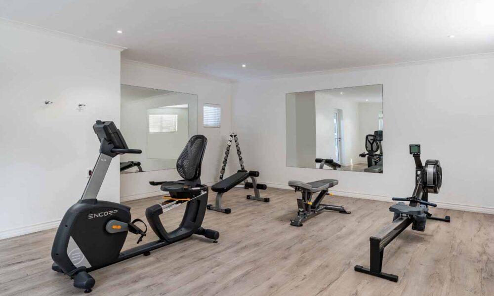 Noordhoek Manor Exercise Room
