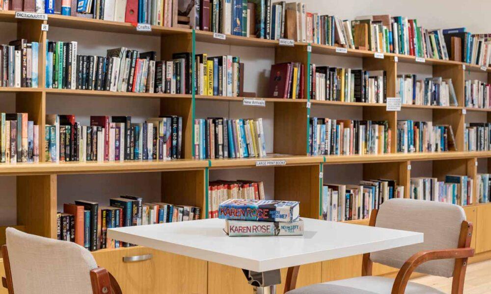 Noordhoek Manor Library