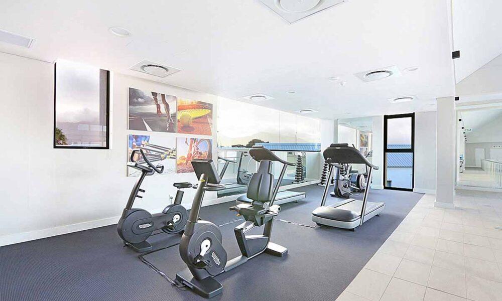Tokai Estate Exercise Room 02
